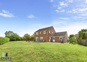 Thumbnail 4 bed detached house for sale in Briars End, Crossways