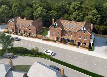 Thumbnail 2 bed end terrace house for sale in Ashurst Road, Tadworth