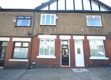 Thumbnail 2 bed terraced house for sale in Highgrove Road, Trent Vale, Stoke-On-Trent