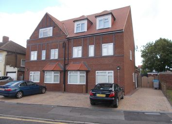 Thumbnail 1 bed flat to rent in Redden Court Road, Harold Wood