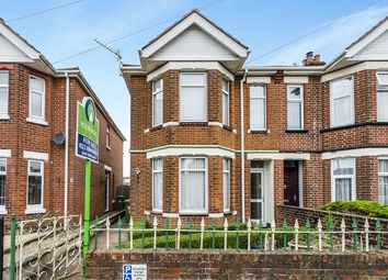 Thumbnail 3 bed semi-detached house for sale in Leighton Road, Southampton