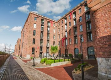 Thumbnail 3 bed flat for sale in The Colonnades, Albert Dock, Liverpool