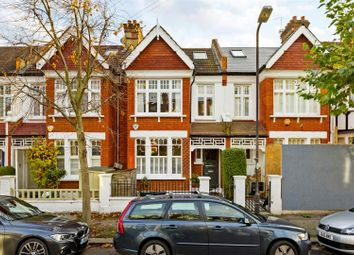 Thumbnail 5 bed terraced house for sale in Stuart Road, London