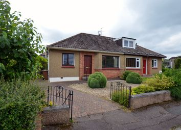 Thumbnail 2 bed bungalow for sale in 3 Clackmae Grove, Liberton, Edinburgh