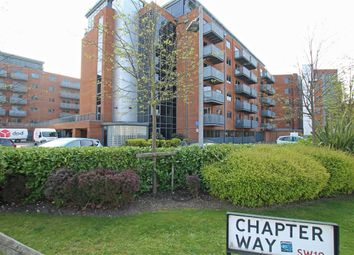 Thumbnail 1 bed flat to rent in Chapter Way, Colliers Wood, London