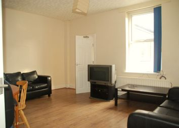 Thumbnail 5 bedroom terraced house to rent in Meldon Terrace, Heaton, Newcastle Upon Tyne