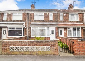Thumbnail 2 bed terraced house for sale in Bedale Avenue, Hull, East Yorkshire