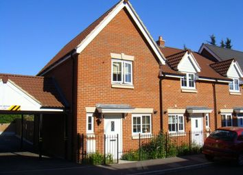 Thumbnail 2 bed end terrace house to rent in Bull Road, Ipswich