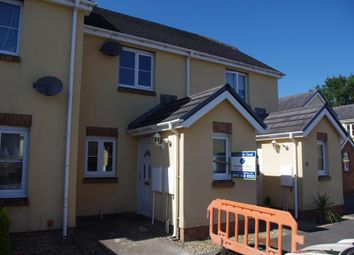 Thumbnail 2 bedroom terraced house to rent in Parc Gwernen, Fforest Fach, Tycroes, Ammanford