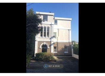 Thumbnail 1 bed flat to rent in Torquay, Torquay