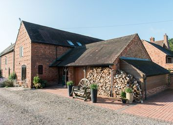 Thumbnail 4 bed barn conversion for sale in Frith Common, Eardiston, Tenbury Wells