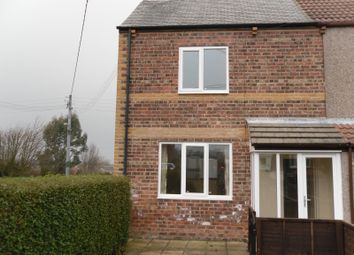 Thumbnail 2 bed terraced house to rent in Heaton Terrace, Station Town, Wingate