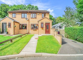 Thumbnail 3 bed semi-detached house for sale in Telford Street, Ightenhill, Burnley, Lancashire