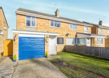 Thumbnail 3 bed semi-detached house for sale in Bunting Road, Ferndown