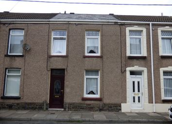 Thumbnail 3 bed terraced house for sale in Middleton Street, Briton Ferry, Neath.