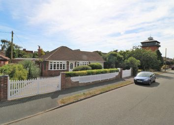 Thumbnail 2 bed detached bungalow for sale in Tower Road, Wivenhoe, Essex