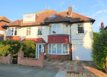 Thumbnail 4 bed property for sale in Roman Road, Hove
