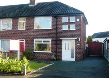 3 bed semi-detached house to rent in Bruntwood Lane, Cheadle Hulme SK8