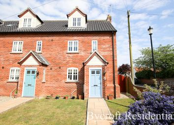 Thumbnail 2 bed end terrace house for sale in North Market Road, Winterton-On-Sea, Great Yarmouth