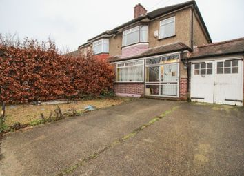 Thumbnail 3 bed semi-detached house for sale in Pitfold Road, London