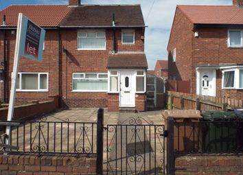 Thumbnail 3 bed semi-detached house to rent in Elmfield Gardens, Wallsend