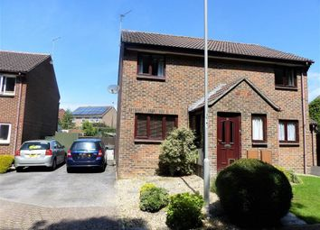 Thumbnail 2 bed semi-detached house for sale in Chester Close, Dorchester, Dorset