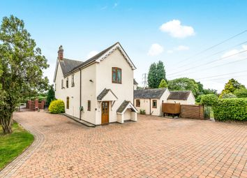 Thumbnail 5 bed detached house for sale in Alrewas Road, Kings Bromley, Burton-On-Trent