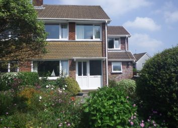 Thumbnail 4 bed semi-detached house for sale in 11 Dylan Close, Wimmerfield, Killay, Swansea