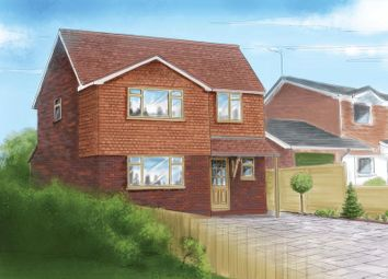Thumbnail 3 bedroom detached house for sale in Mill Lane, Bramley, Guildford