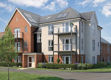 Thumbnail 1 bed flat for sale in Sherman Avenue, Wokingham