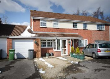 Thumbnail 3 bed semi-detached house for sale in Epsom Close, Downend, Bristol