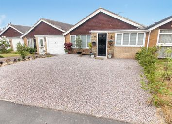 Thumbnail 2 bed semi-detached bungalow for sale in Orchard Avenue, Castle Donington, Derby