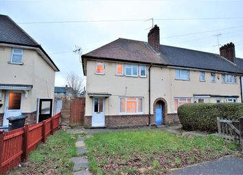 Thumbnail 3 bed end terrace house for sale in Kingsland Avenue, Kingsthorpe, Northampton