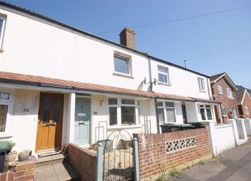 Thumbnail 2 bed terraced house for sale in Seymour Road, Lee-On-The-Solent
