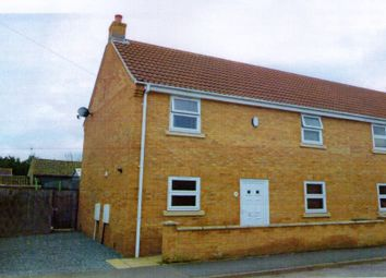 Thumbnail 3 bedroom semi-detached house to rent in Horsegate Lane, Whittlesey