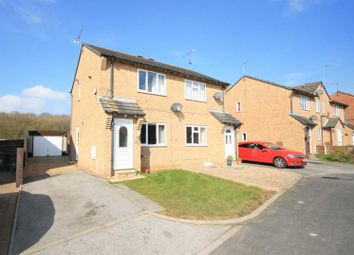 Thumbnail 2 bed semi-detached house for sale in Southmoor Lane, Armthorpe, Doncaster