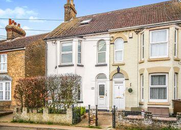 4 bed end terrace house for sale in Station Road, Teynham, Sittingbourne ME9