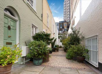 Kinnerton Place North, Belgravia, London SW1X. 2 bed terraced house