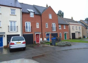 Thumbnail 3 bed town house to rent in Wellworthy Drive, Salisbury