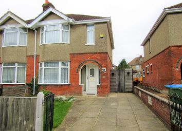 Thumbnail 3 bed semi-detached house for sale in Ashmead Road, Southampton