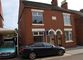 Thumbnail 2 bed semi-detached house for sale in Thorntree Lane, Newhall, Swadlincote, Derbyshire