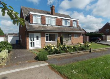 Thumbnail 3 bed semi-detached house for sale in Dovedale Avenue, Long Eaton, Nottingham