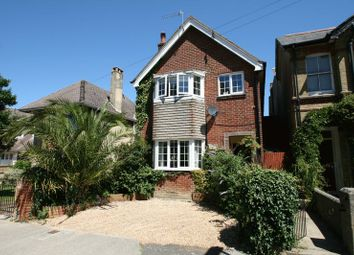 Thumbnail 4 bed detached house for sale in St. Pauls Avenue, Shanklin