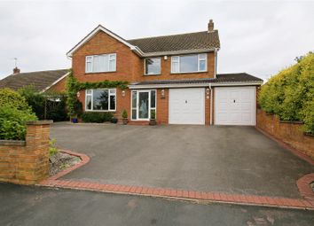 Thumbnail 6 bed detached house for sale in Orson Leys, Hillside, Rugby