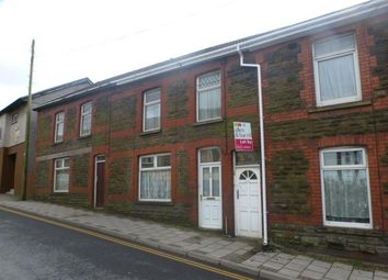 Thumbnail 3 bed flat to rent in High Street, Tonyrefail, Porth