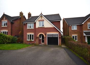 Thumbnail 4 bed detached house for sale in Vale Croft, Upholland, Skelmersdale