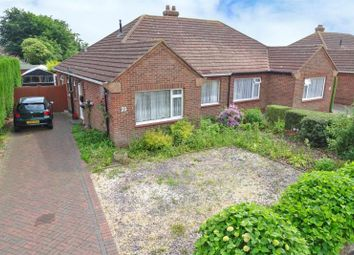 Thumbnail 2 bed semi-detached bungalow for sale in Palmer Road, Angmering, Littlehampton