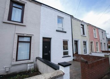 Thumbnail 2 bedroom terraced house for sale in 134, Donnybrook Street, Belfast