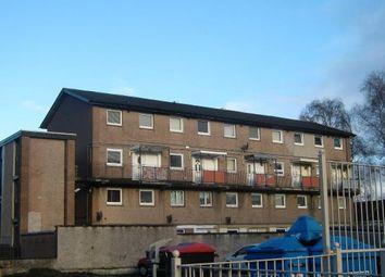 Thumbnail 2 bedroom maisonette to rent in Rockburn Crescent, Bellshill