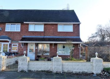 Thumbnail 3 bed semi-detached house for sale in Bucknall Crescent, Birmingham